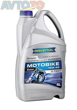 Моторное масло Ravenol 4014835731196
