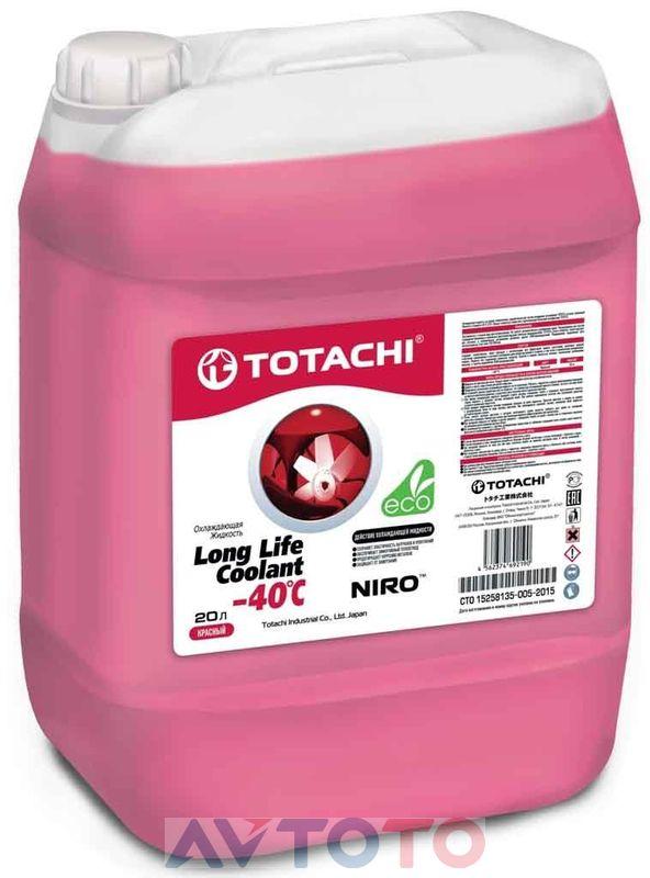 Охлаждающая жидкость Totachi 4562374692190