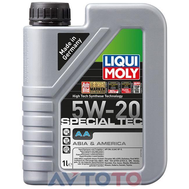 Моторное масло Liqui Moly 7620