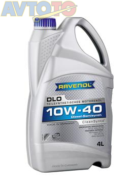 Моторное масло Ravenol 4014835724297