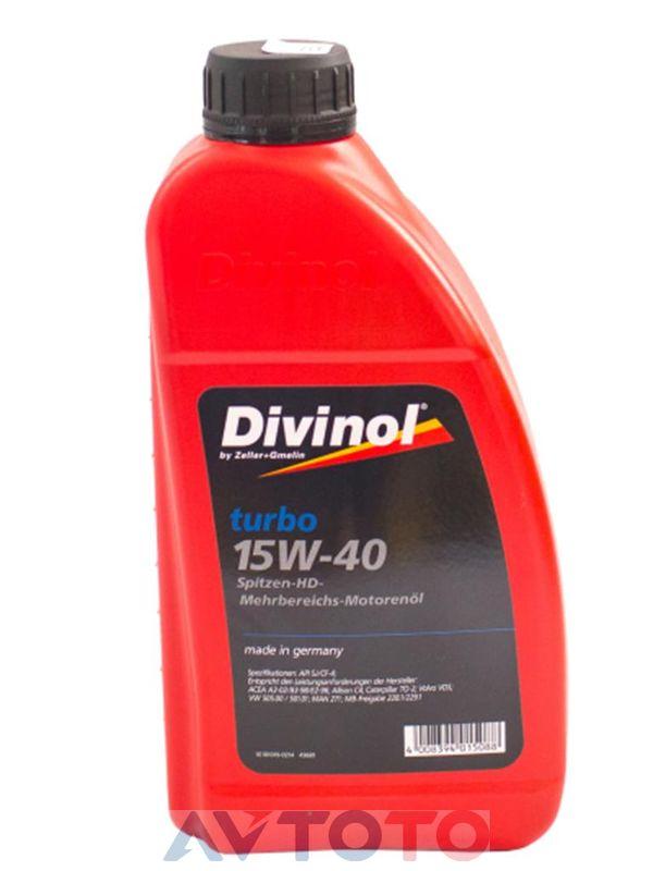 Моторное масло Divinol 49681C069