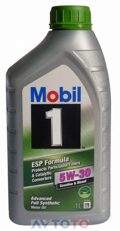 Моторное масло Mobil 152054