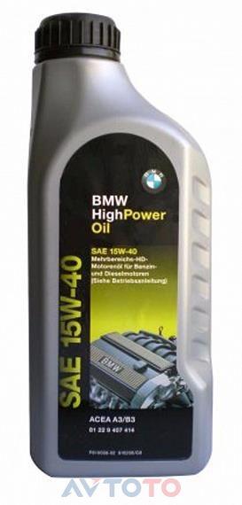 Моторное масло BMW 81229407414