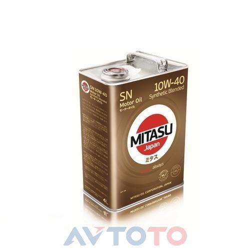 Моторное масло Mitasu MJ122A5