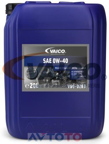 Моторное масло Vaico V600263