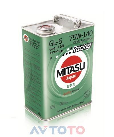 Трансмиссионное масло Mitasu MJ4144