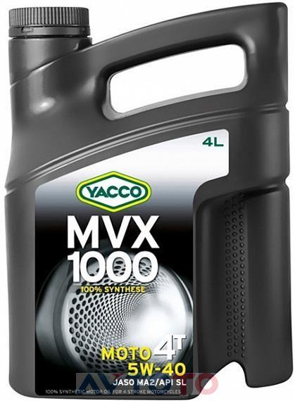 Моторное масло Yacco 334228