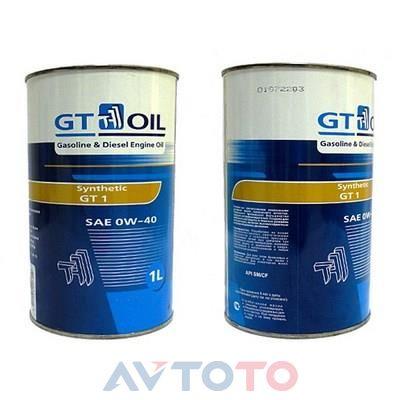 Моторное масло Gt oil 8809059407158