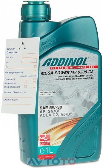 Моторное масло Addinol 4014766241177