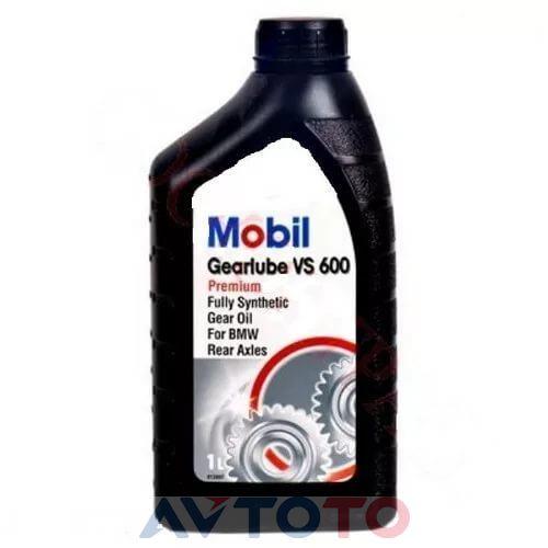 Трансмиссионное масло Mobil 142121