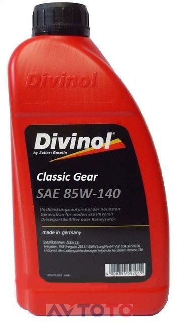 Трансмиссионное масло Divinol 5184CAC069