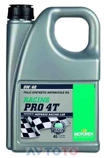 Моторное масло Motorex 303163