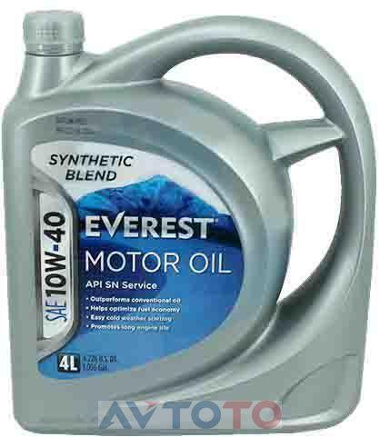 Моторное масло EVEREST FP10400EV04LSB