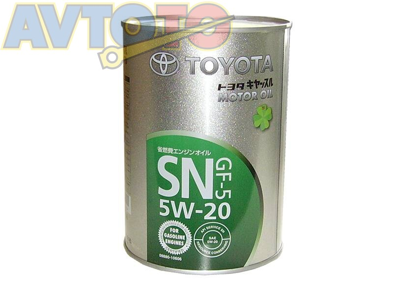 Моторное масло Toyota 0888010606