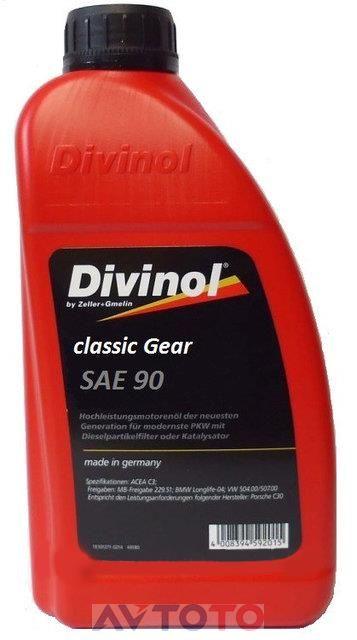 Трансмиссионное масло Divinol 8071CAC069