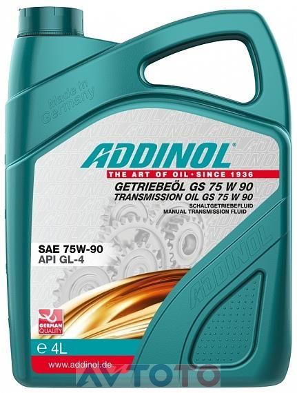 Трансмиссионное масло Addinol 4014766250216