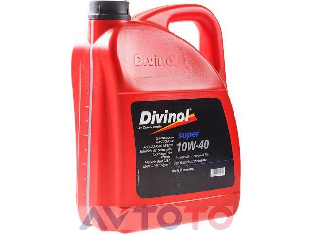 Моторное масло Divinol 49625K004