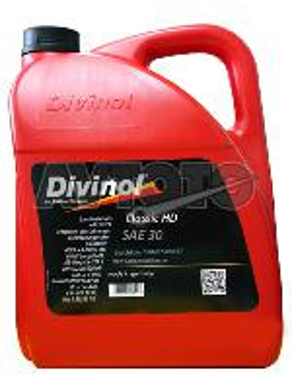 Моторное масло Divinol 4847CAK007