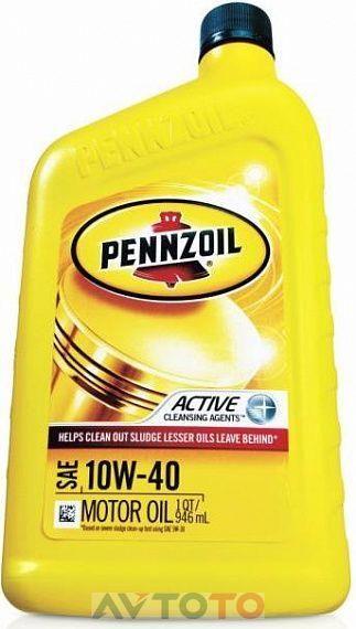 Моторное масло Pennzoil 071611936538