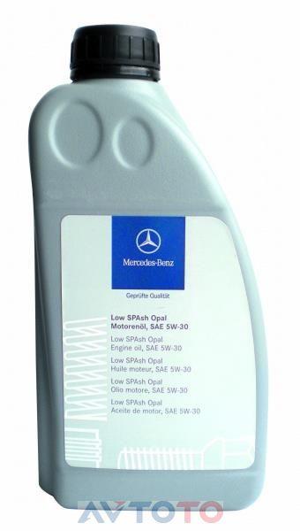 Моторное масло Mercedes Benz A000989780110