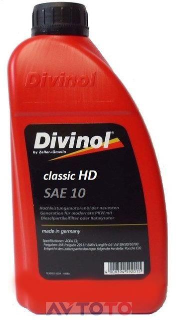 Моторное масло Divinol 4845CAC069