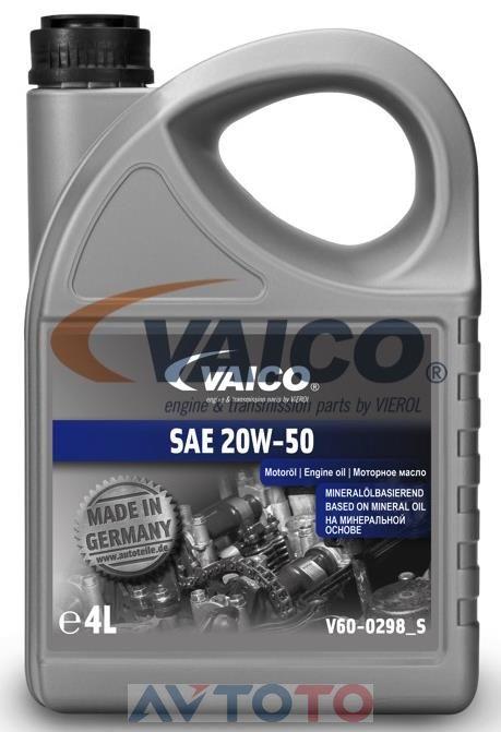 Моторное масло Vaico V600298S