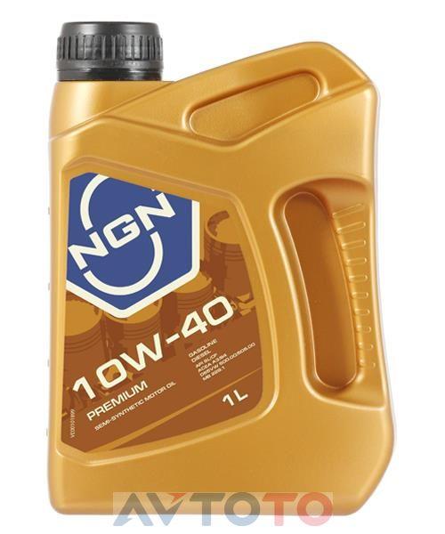 Моторное масло NGN Oil 10W40SLCFPREMIUM1L