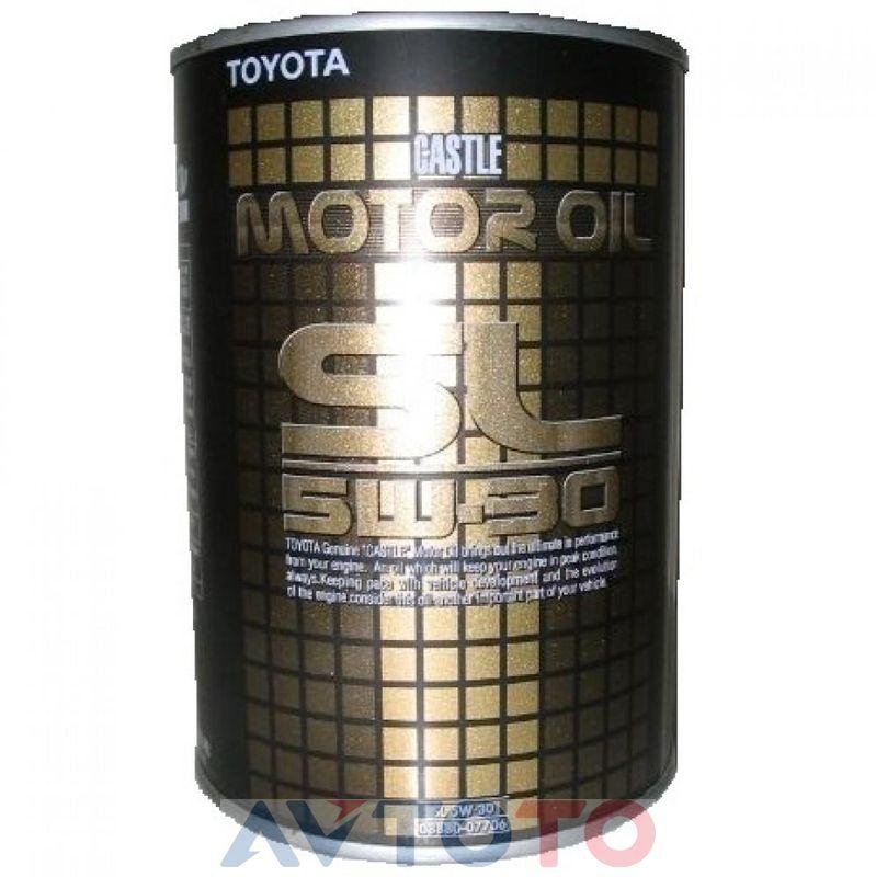 Моторное масло Toyota 0888007706