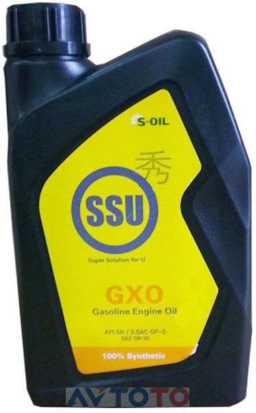 Моторное масло S-Oil DSSU5W30GXOSN01