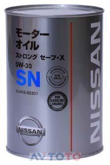 Моторное масло Nissan KLAN305301