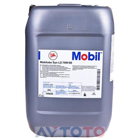 Трансмиссионное масло Mobil 150628