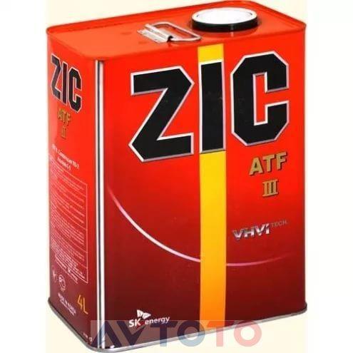 Трансмиссионное масло ZIC 163340