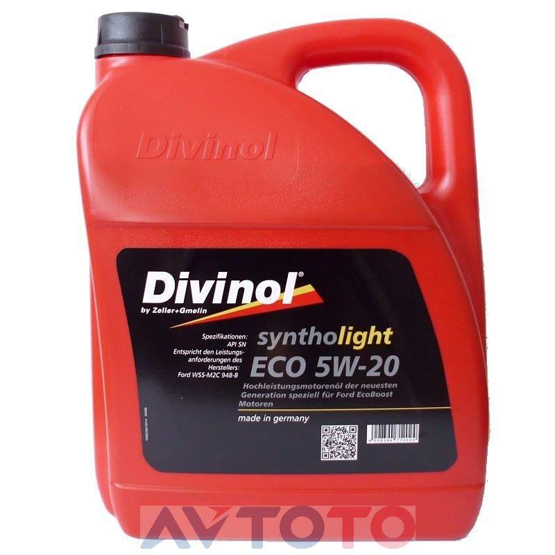Моторное масло Divinol 49380K007