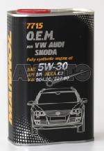 Моторное масло Mannol 4057