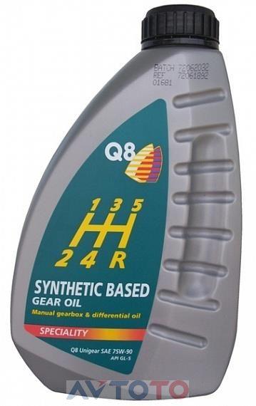 Трансмиссионное масло Q8 101201001751