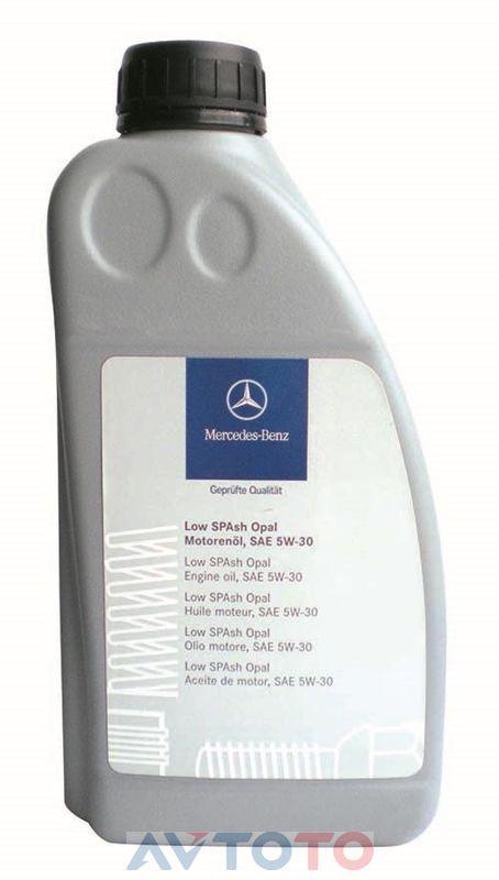 Моторное масло Mercedes Benz A000989890110