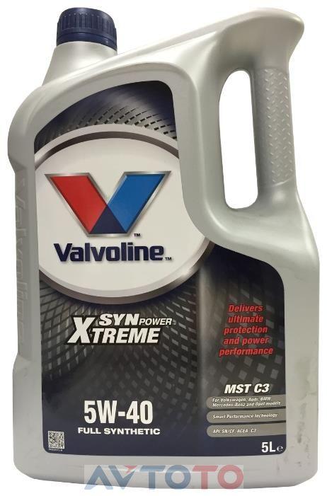 Моторное масло Valvoline 842034