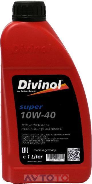 Моторное масло Divinol 49624C069