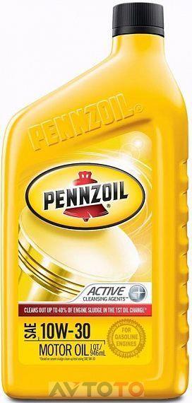 Моторное масло Pennzoil 071611936194