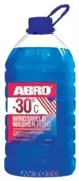 Жидкость омывателя Abro WW030BG