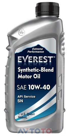 Моторное масло EVEREST FP10400EV01LSB