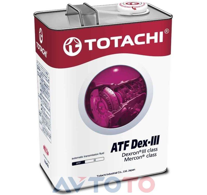 Трансмиссионное масло Totachi 4562374691186