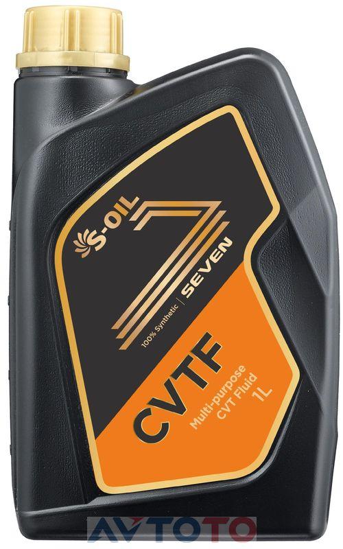 Трансмиссионное масло S-Oil CVTF01