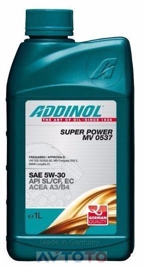 Моторное масло Addinol 4014766071064