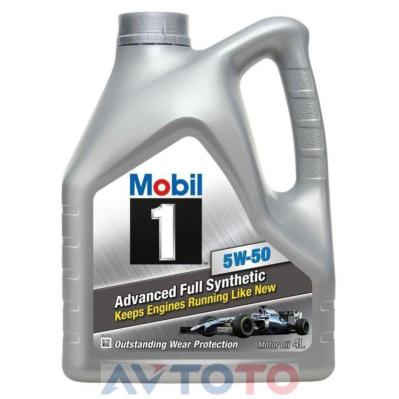 Моторное масло Mobil 152561