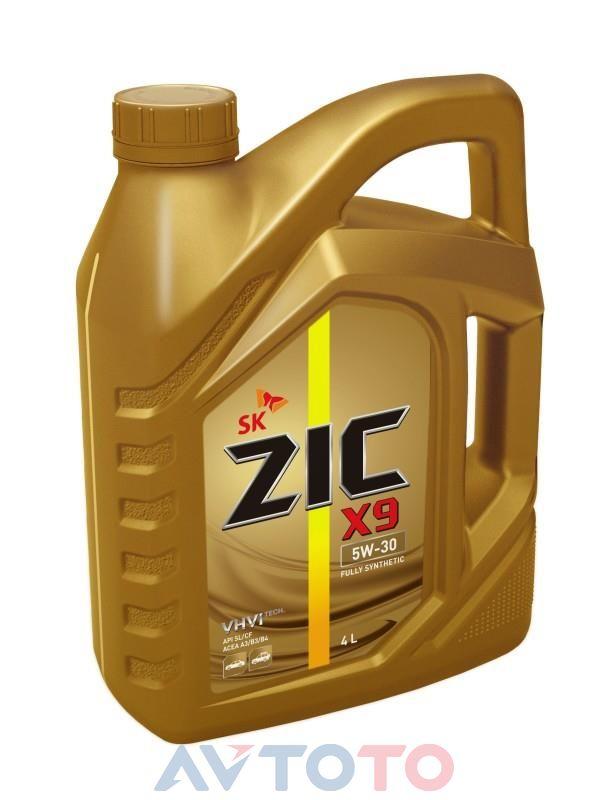Моторное масло ZIC 162614