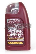 Моторное масло Mannol 4036021102337