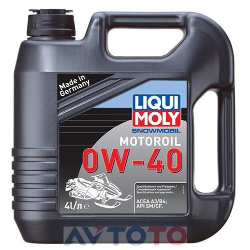 Моторное масло Liqui Moly 2261