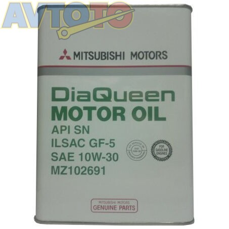 Моторное масло Mitsubishi MZ102691