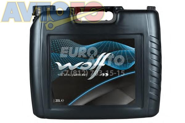 Моторное масло Wolf oil 10W-40 8316074